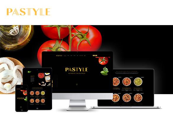 Homepage erstellt Restaurant